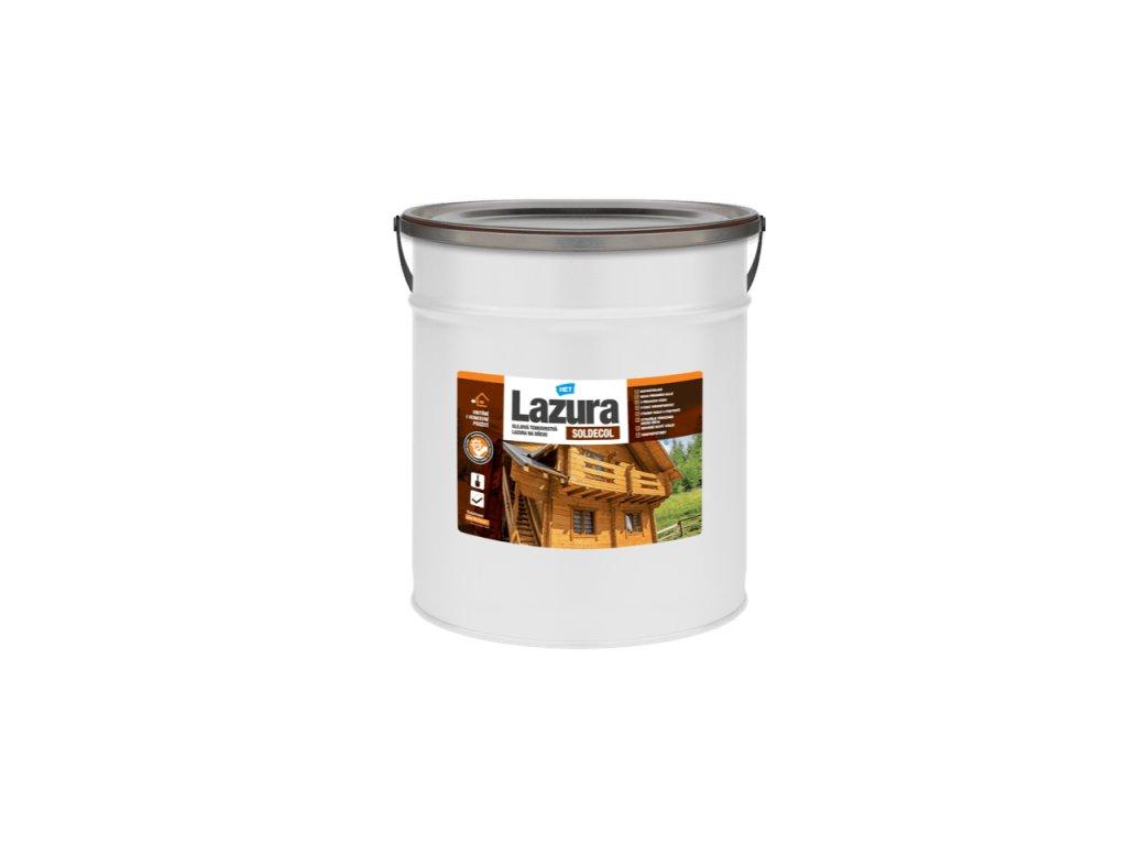 Het Soldecol Lazura 0,75 ořech