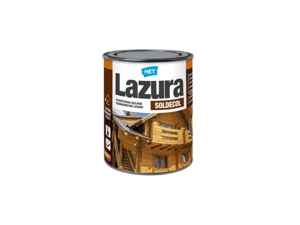 Het Soldecol Lazura 0,75 palisandr