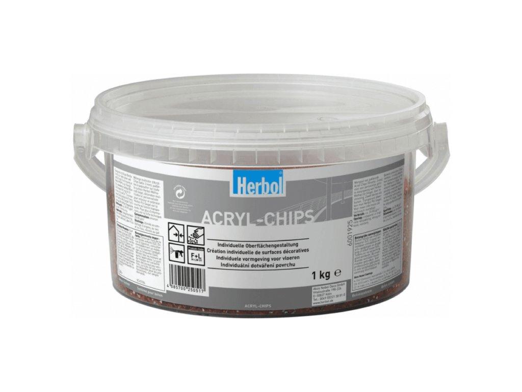 Herbol Acryl Chips 1 kg