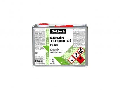 Technický benzín P6402 4 l