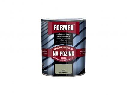 Formex S2003 0,6 l (Odstín 0110 šedá)