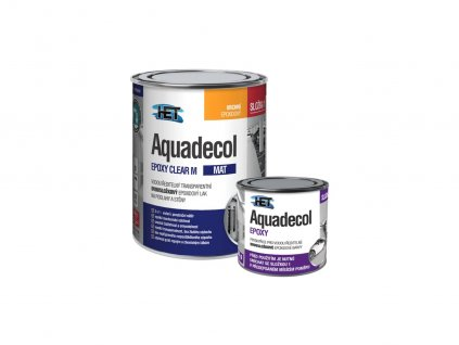 Het Aquadecol Epoxy CLEAR M