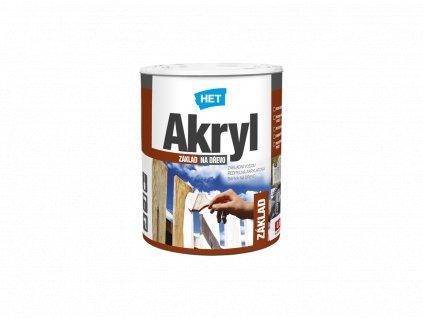 HET Akryl zaklad na 0,7kg