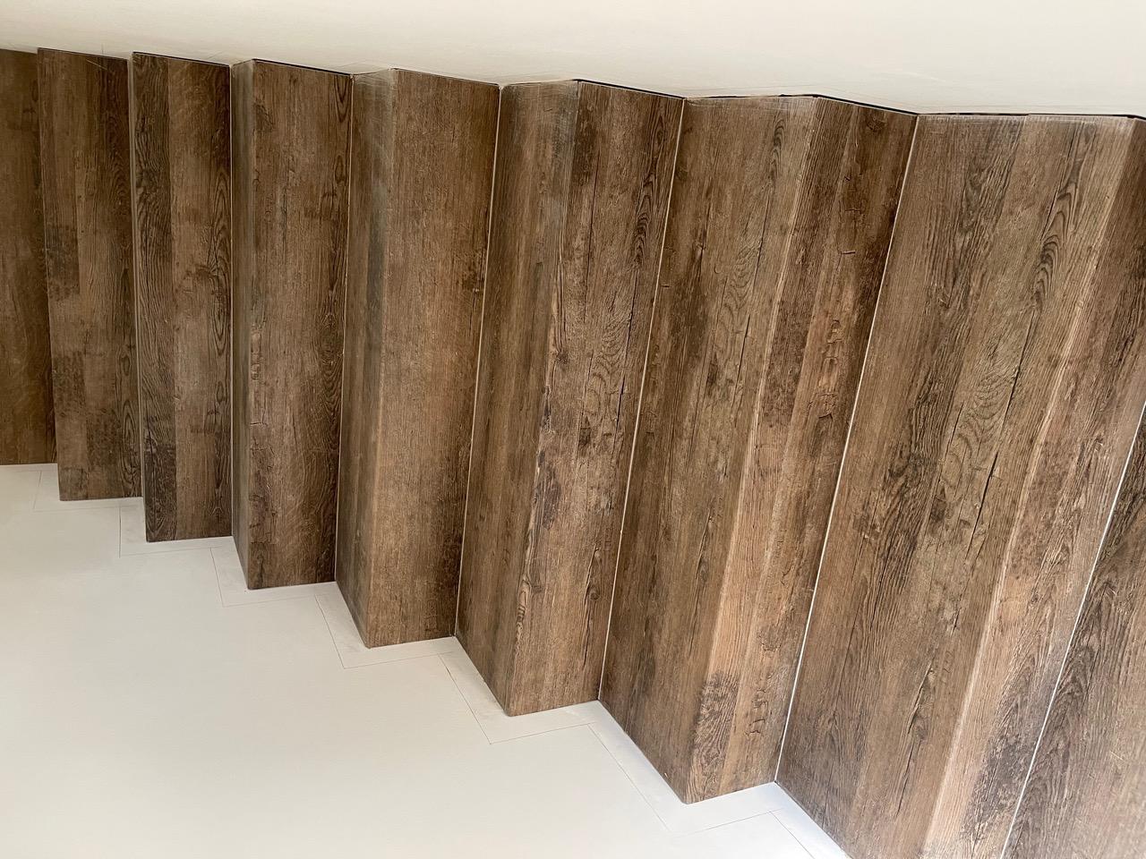 Realizace schody