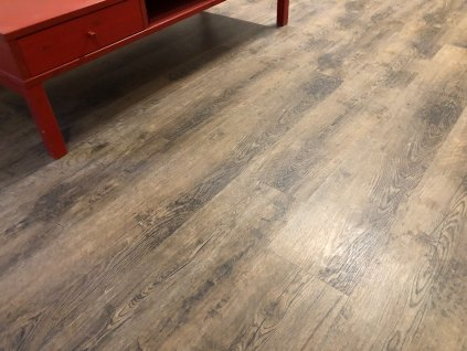 Vinylová plovoucí podlaha Ruste cypres