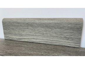 Soklová lišta Dub šedý originál