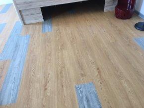 Vinylová podlaha k lepení Classic oak