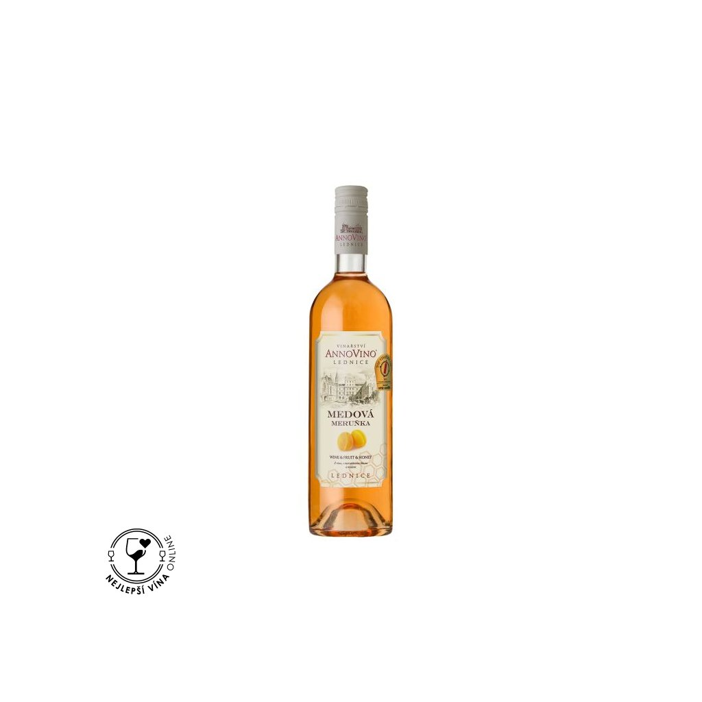 medova merunka vinny napoj chateau lednice 0 75 l
