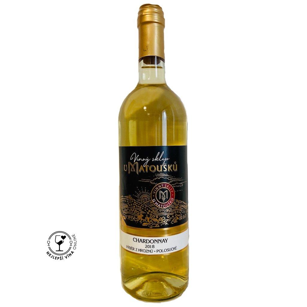 Chardonnay U Matoušků