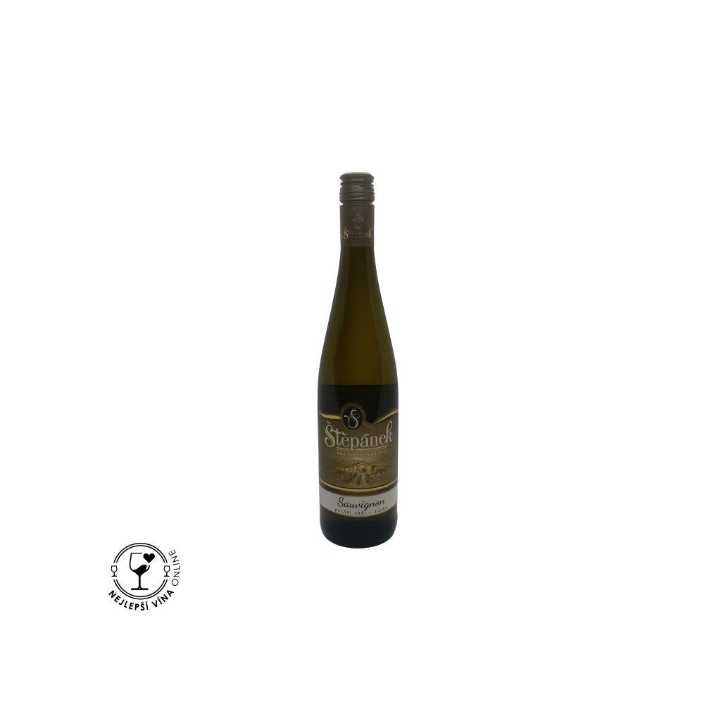 Sauvignon, pozdní sběr, 2020, suché, 0,75l