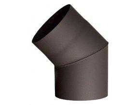 kouřovod koleno 150/45/1,5 mm
