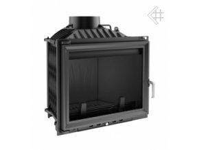 Litinová vložka Kratki ERIK 12 kW - čermá