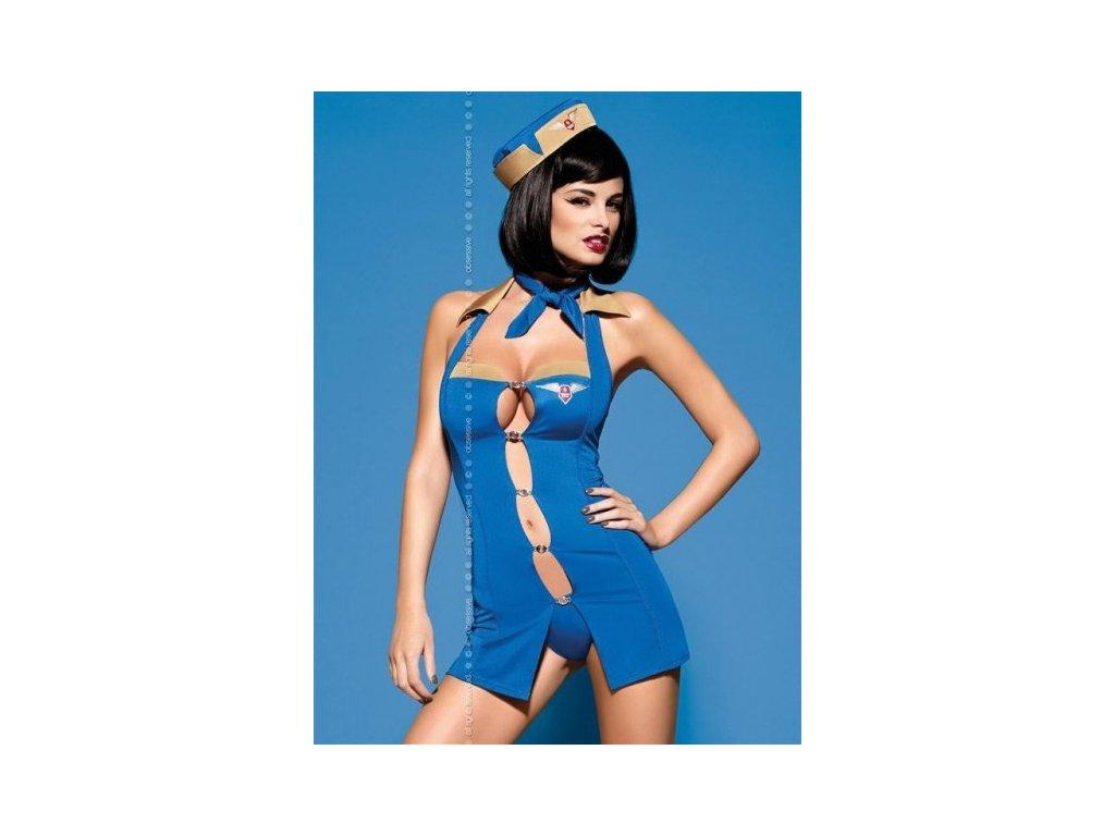 Sexy kostým letušky S-M