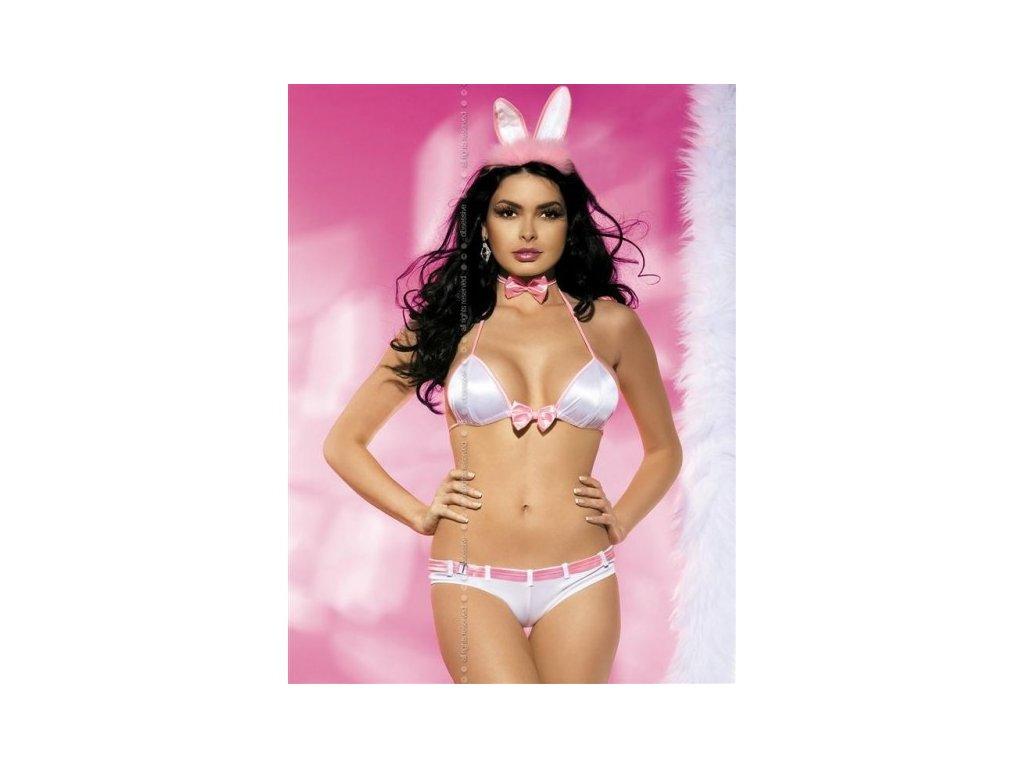 Sexy kostým zajíčka S-M
