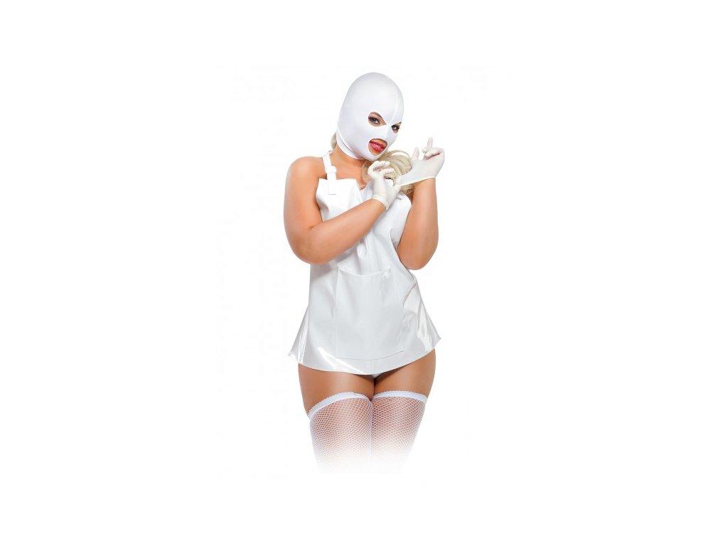 Převlek s maskou
