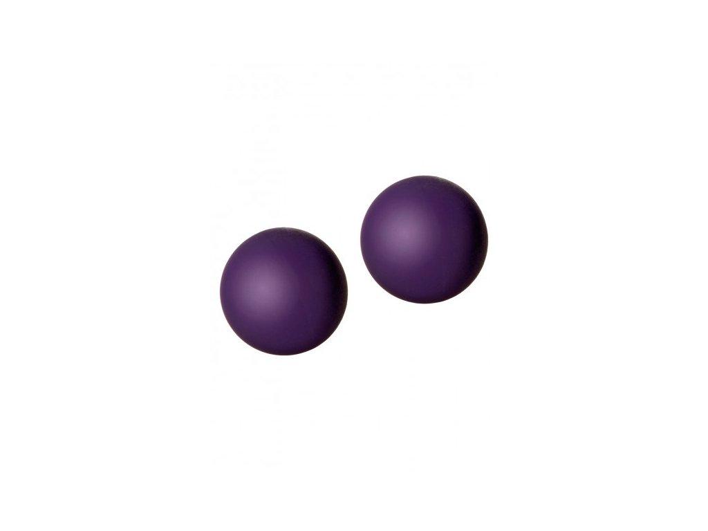 Venušiny kuličky fialové