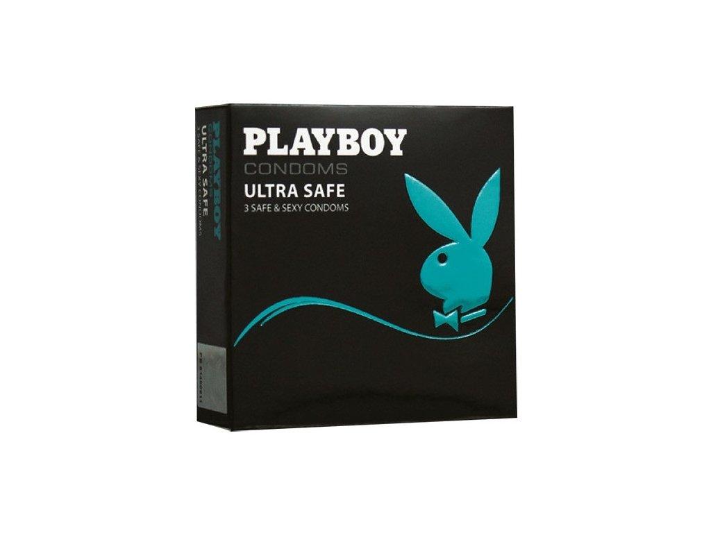 Extra lubrikované silnější kondomy 3ks