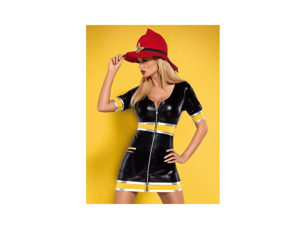 Kostým hasička S-M