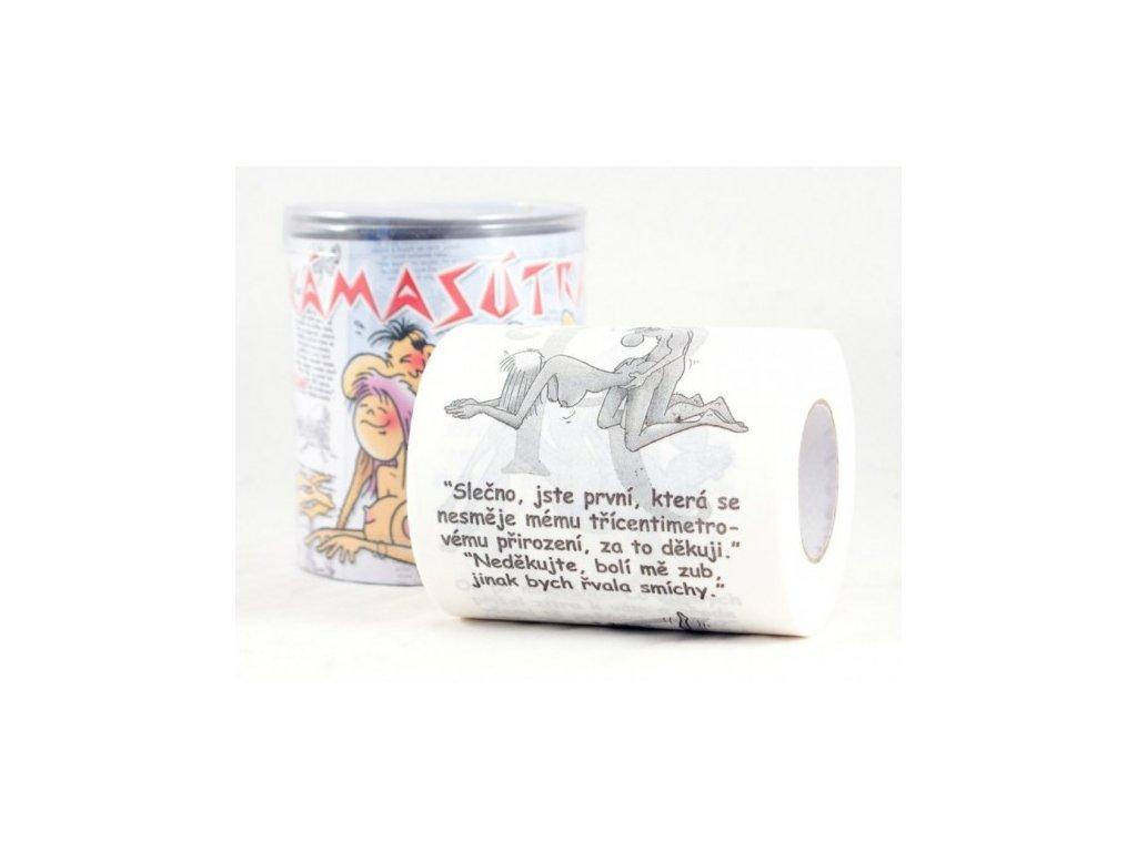 Toaletní papír Kamasútra