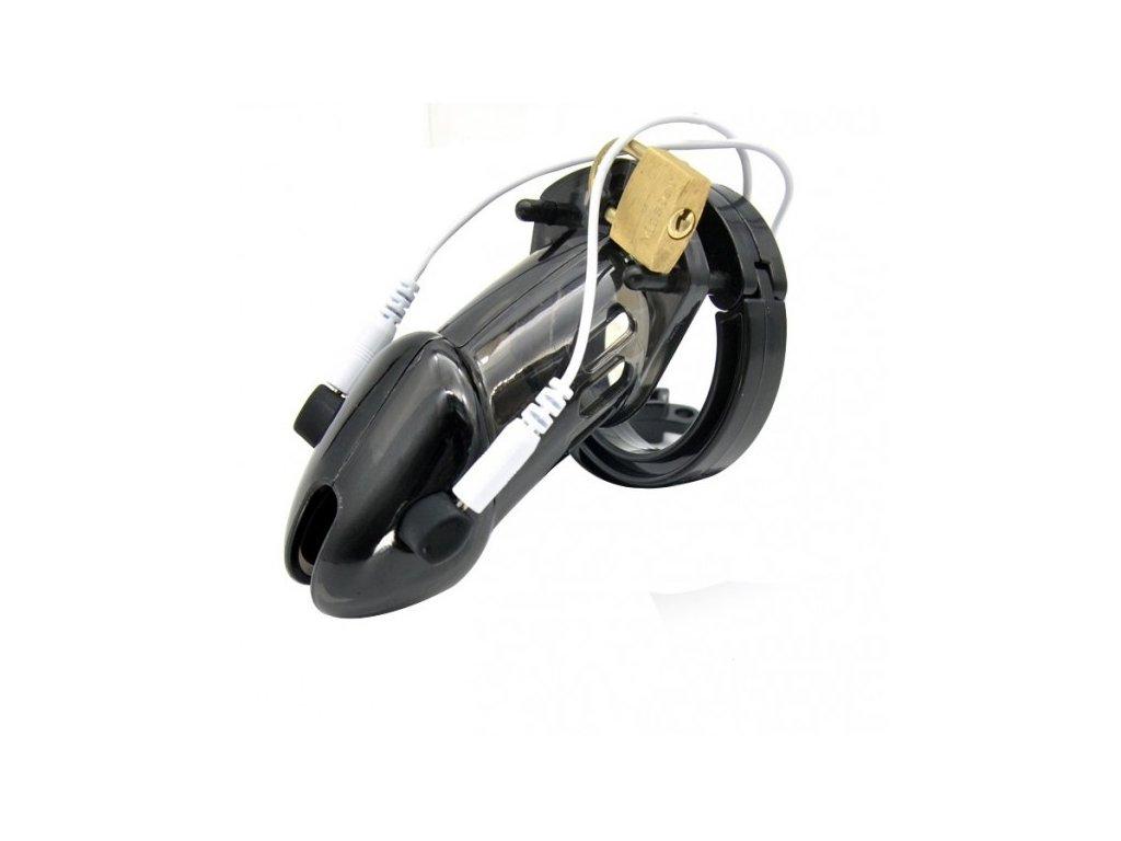 Klícka Elektro-sex černá