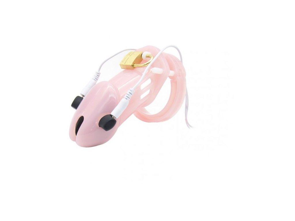 Klícka Elektro-sex růžová
