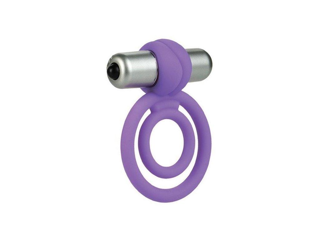 Erekční kroužek fialový