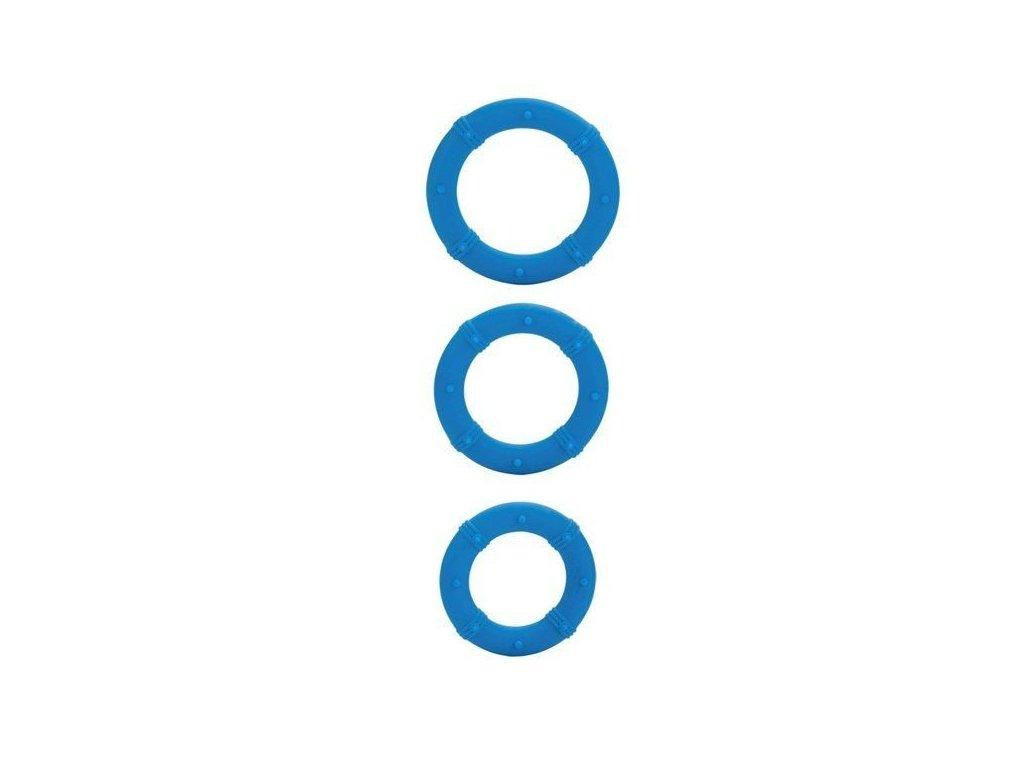 Erekční kroužky modré