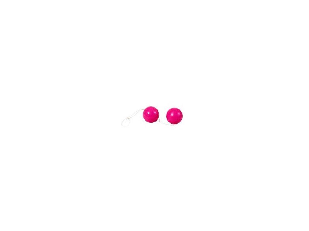 Venušiny kuličky - pink