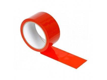 Bondážní páska červená
