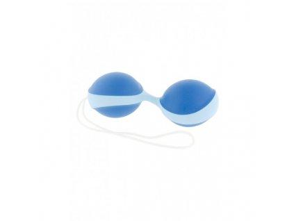 Venušiny kuličky modro-modré