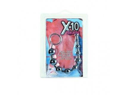Anální kuličky X-10