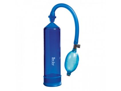 Vakuová pumpa modrá