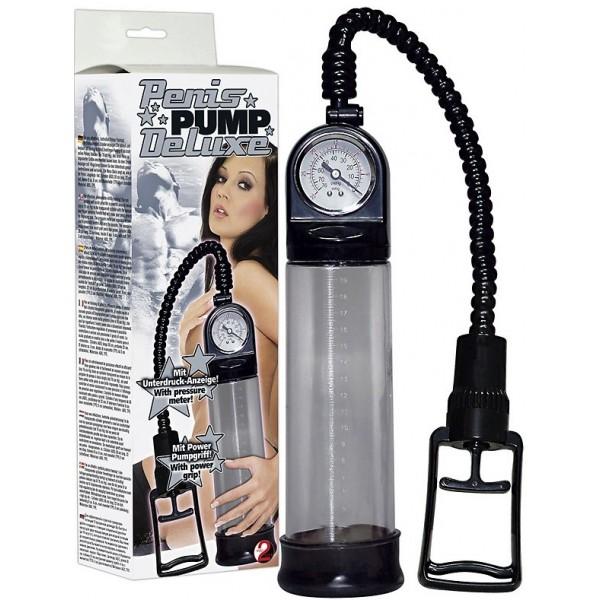 Vakuová pumpa pro muže