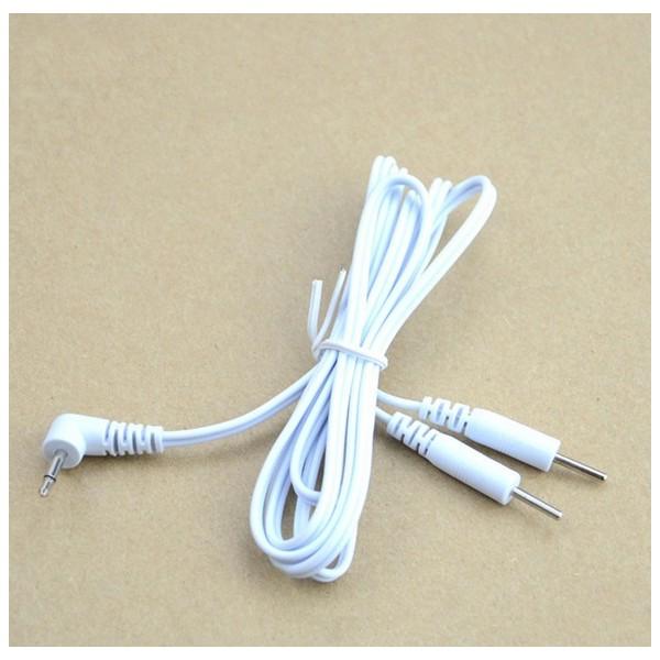 Elektro-sex náhradní kabel zástrčka