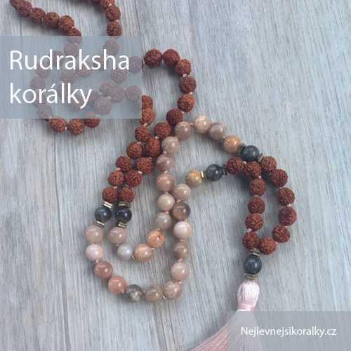 Rudraksha - posvátná semínka a vše o nich!