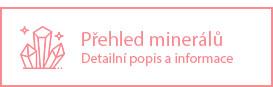Vše o minerálech a jejich účincích