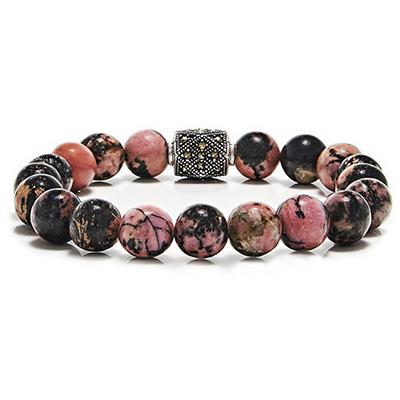 balisarda-bracelet-silver-rhodonite