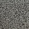 Korálky ve tvaru soudečku - stříbrné - ∅ 4 mm - 10 ks