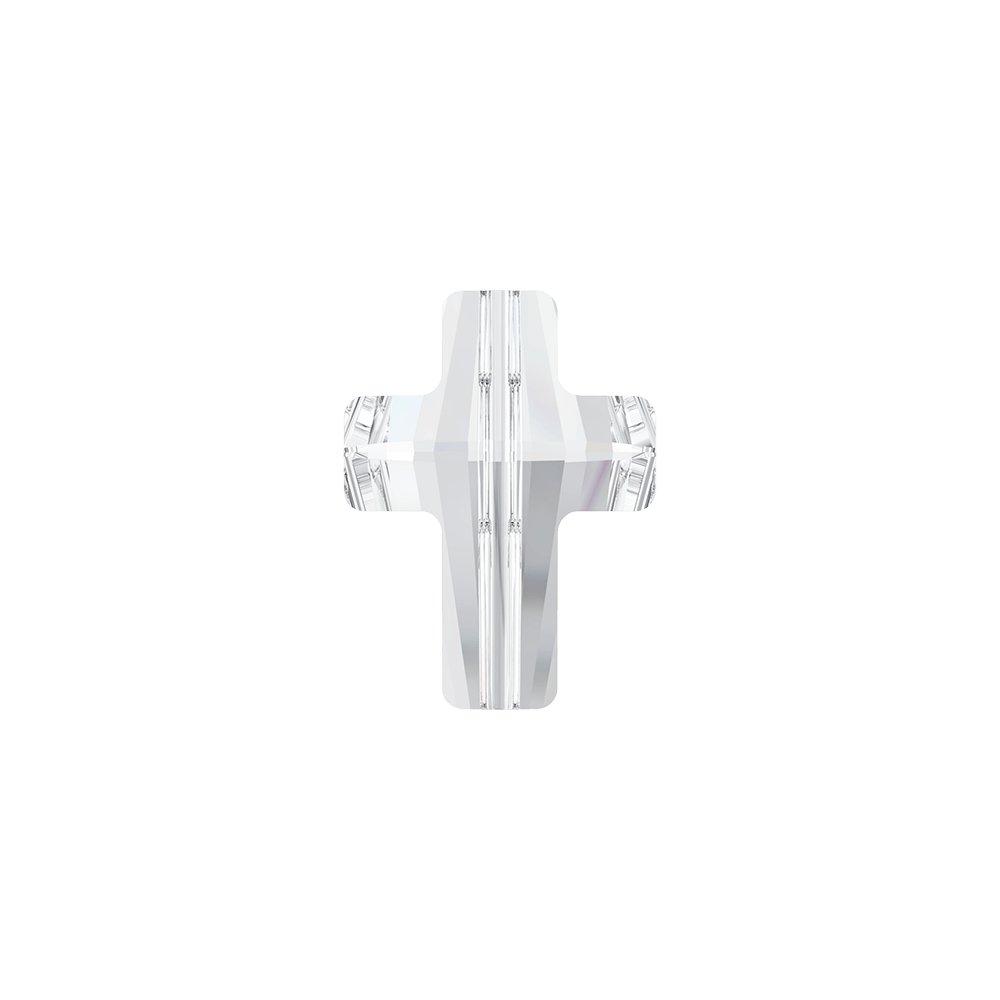 SWAROVSKI 5728 - CROSS BEAD - Crystal - 14 x 10,5 x 6 mm - 1 ks