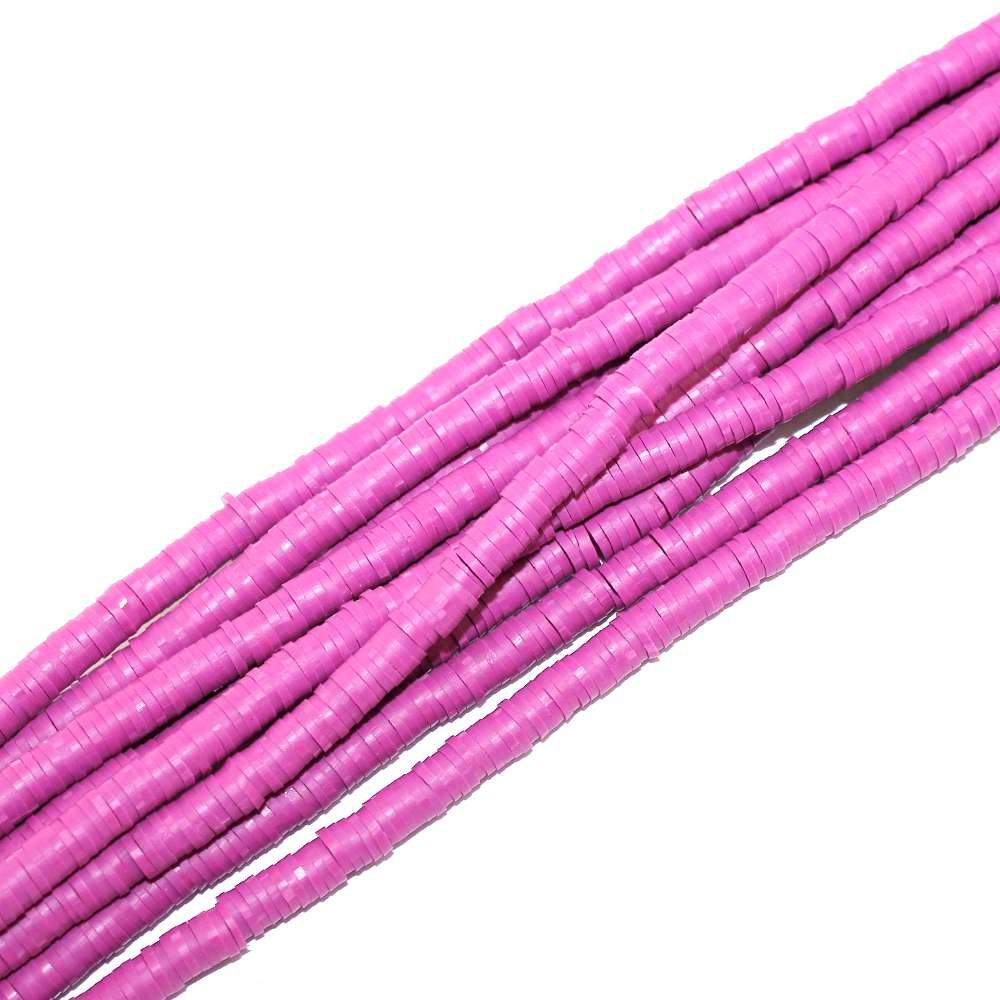 Lentilky z polymeru - ∅ 5 mm - fialové - 10 ks