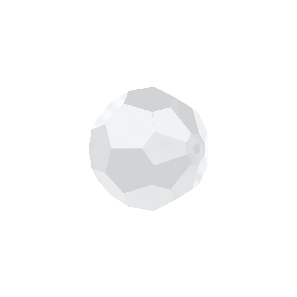 SWAROVSKI 5000 - CLASSIC BEAD - White Alabaster - Ø 8 mm - 1 ks