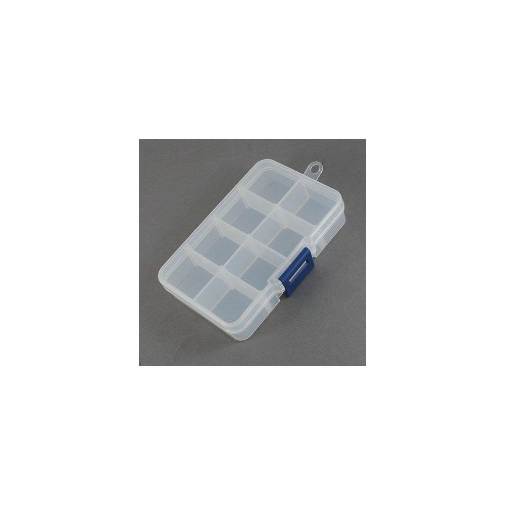 Plastový pořadník - 10,8 x 7 x 2,3 cm - 1 ks
