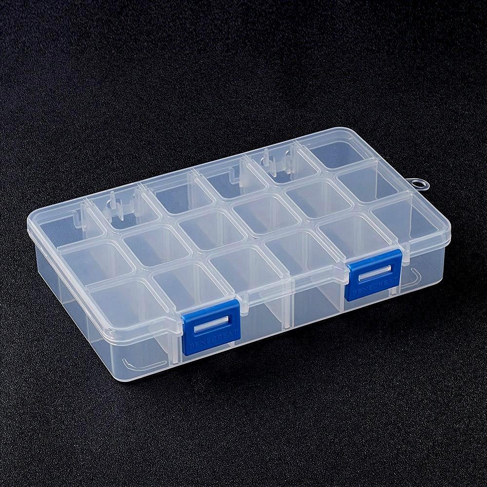 Plastový pořadník - 16,5 x 10,8 x 3 cm - 1 ks