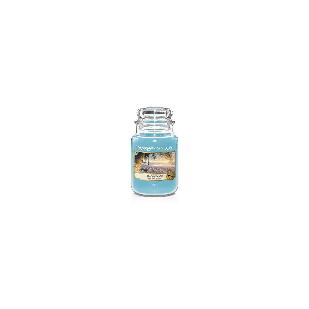 YANKEE CANDLE - BEACH ESCAPE - vonná svíčka - classic velký - 1 ks