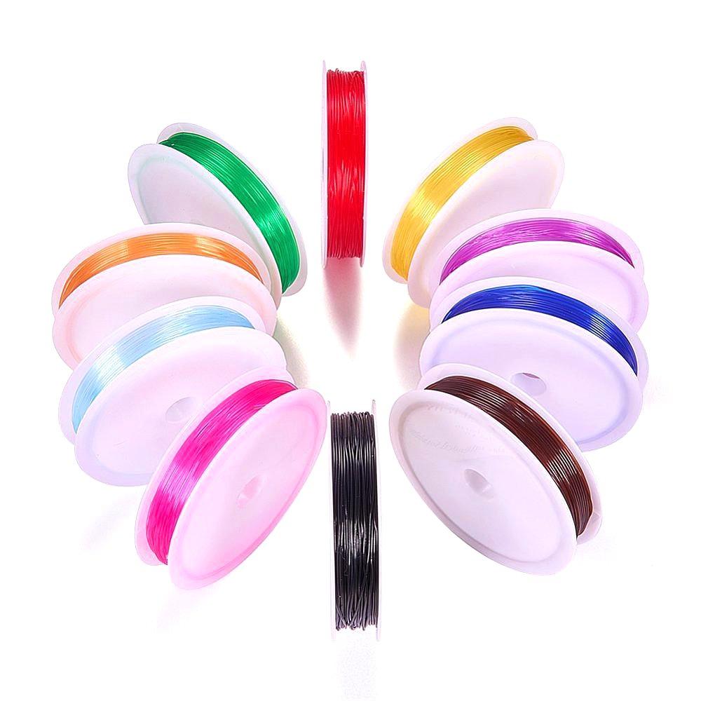 Elastomer - barevný - 0,8 mm - 10 m - 1 ks