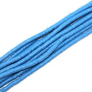 Lentilky z polymeru - ∅ 5 mm - tmavě modré - 10 ks