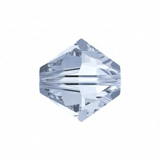 SWAROVSKI 5328 - XILION BEAD - Crystal Blue Shade - ∅ 4 mm - 1 ks