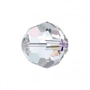 SWAROVSKI 5000 - CLASSIC BEAD - Crystal Aurore Boreale - Ø 8 mm - 1 ks