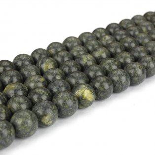 Přírodní serpentin - ∅ 6 mm - 1 ks