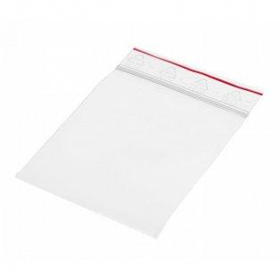 Uzavíratelné ZIP sáčky - transparentní - 7 x 10 cm - 100 ks